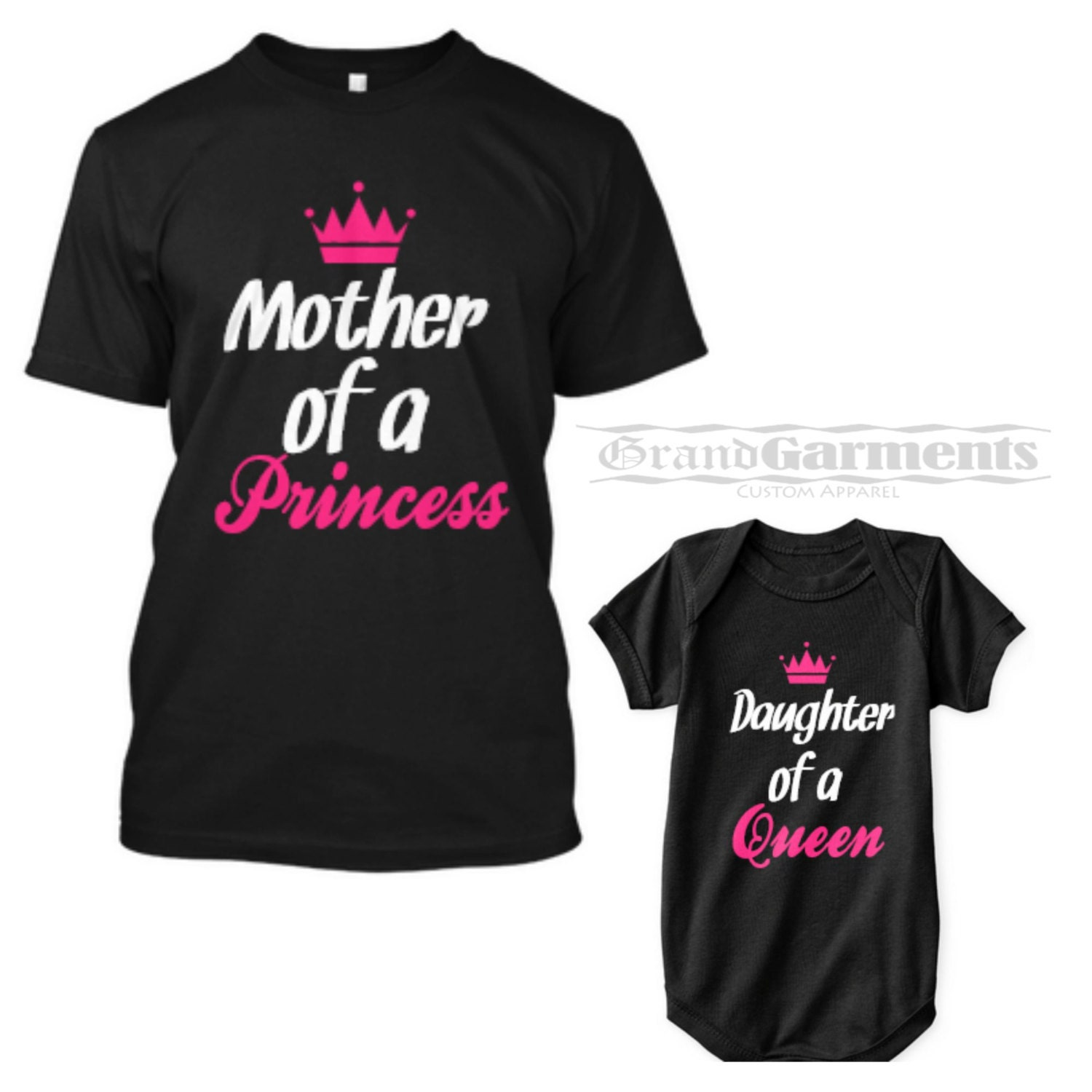 Matching Mother Daughter Shirts Mommy and by ...