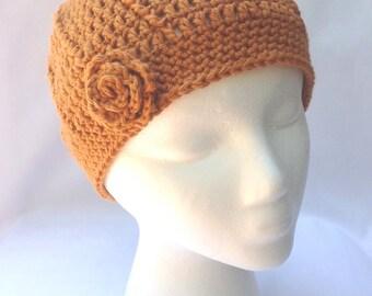 Crochet Beanie, Boho Beanie, Crochet Hat, Crochet Chemo Hat, Hats for Cancer, Cancer Hat,