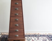 Vintage Pyramid Chest of Drawers
