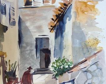 Portuguese Alley