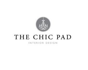 Interior Design Logo - Custom Business Logo - Company Logo Design - Graphic Design - Modern Logo - studio160design