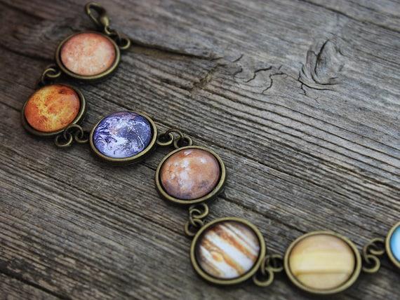 solar system bracelet - photo #9