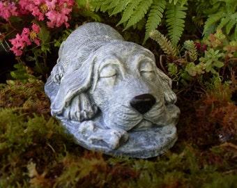 Chihuahua StatueChihuahua MemorialPet Memorial StatuePet
