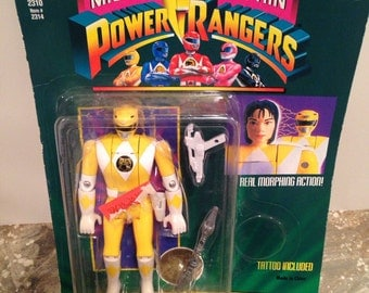 Power Rangers 1994 Trini Figurine