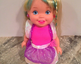 Tyco Doll with hi lights