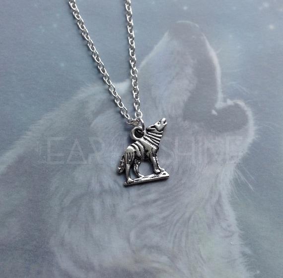 Wolf totem necklace - photo#33