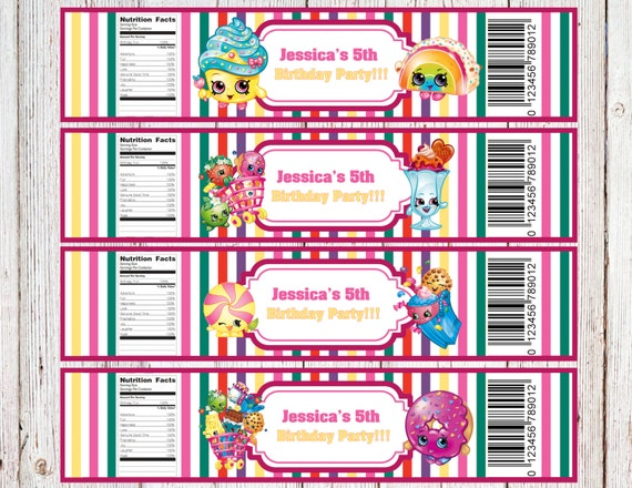 And Label Printables To Download The Ebook Sample Restaurant 7 – Sample Water Bottle Label
