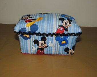 Mickey Mouse Baby Wipe Case