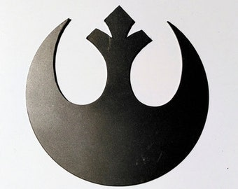Star Wars Rebel Alliance laser cut rebel alliance