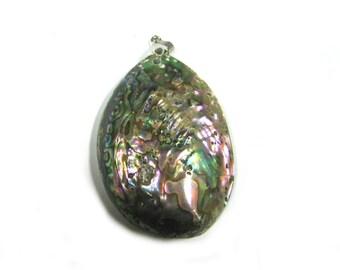 Abalone Pendant (1pc)