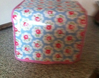 Four slice toaster cover in Cath Kidston oilcloth