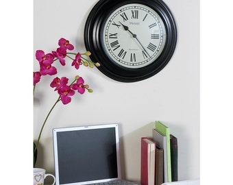 The Barlow Wall Clock