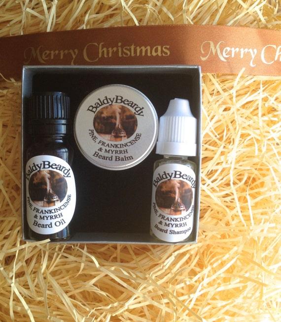 Pine, Frankincense and Myrrh Gift Box