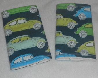 Teething Pads/Dribble/Drool Chew Pad For Baby Carriers/Ergo/Tula VW Cars
