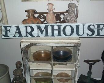 Farmhouse Wood Signs, Farmhouse Signs, Rustic Farmhouse Signs, Reclaimed Wood Sign, Farmhouse Decor, Rustic Decor, Rustic Signs