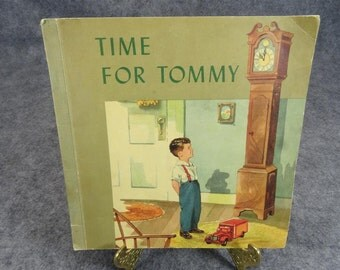 Time for Tommy by Imogene M. McPherson