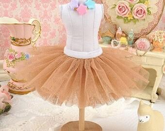 Blythe/Pullip Tulle Ball Mini Skirt / Tutu