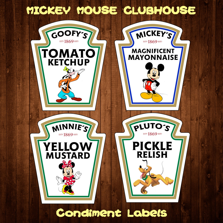 Free Printables Of Minnie Mouse | Joy Studio Design ...