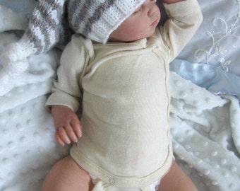 Baby pixie hat