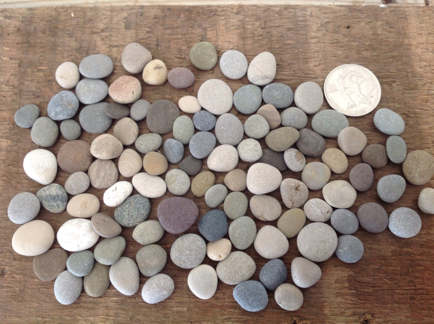 200 Tiny Round Beach Stones Mosaic Supplies Mosaic Crafts