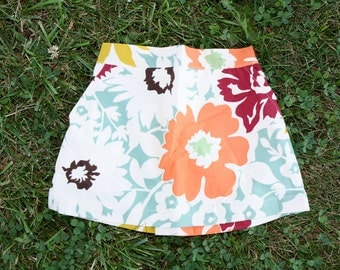 Oliver and S Sunday Brunch Skirt size 18m