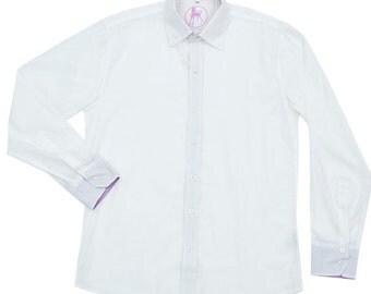 The Ibiza White Cotton Shirt
