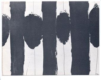 Motherwell Picasso Diebenkorn Matta Abstract Art Expressionist Art Mid Century Modern MCM Artists Orleans Gallery Exhibition Collectors '63
