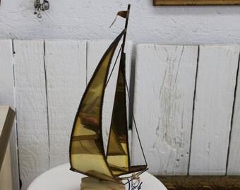 Brass Ship