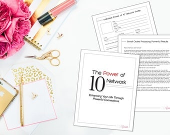 The Power Of 10 Networking eBook