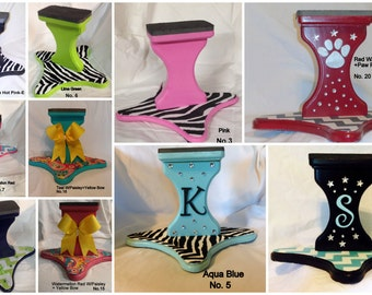 Custom made, Cheerleader Balance Stand, Cheer, Flyer, ***On sale for 99.95 (Reg 119) + Free Ship. till 6/30/17***