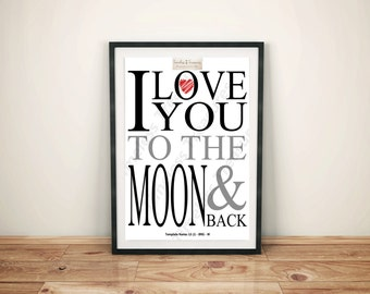 Love Story (J) - Love You to the Moon and Back