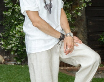 Hemp short sleeve Jersey