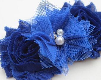 royal blue hair bow flower girl hair clip royal blue flower girl bows royal blue wedding hair clip toddler royal blue hair clip for girls