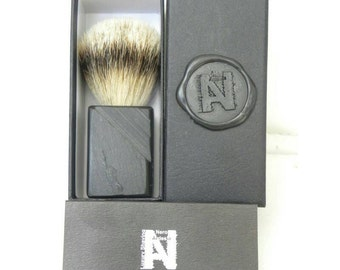 shaving brush: CREUZA DE MA