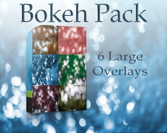 Bokeh Pack (6 overlays)
