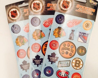 SandyLion NHL Stickers