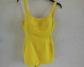 Vintage 1960s Catalina Swimsuit