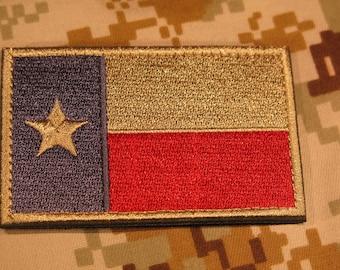 Texas Velcro Patch (P46)