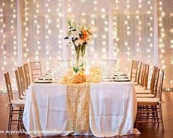 200 LED Fairy String Light | Christmas , Halloween, Wedding, Birthday, Party, Room Decor,Decor, Christmas Light
