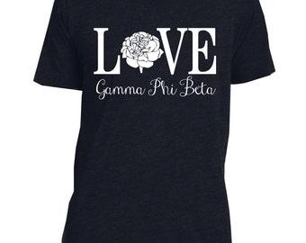 Gamma Phi Beta Love Vneck