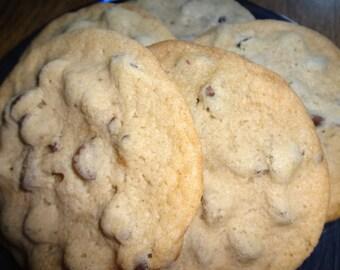 Classic Homemade Chocolate Chip Cookies (3 Dozen)