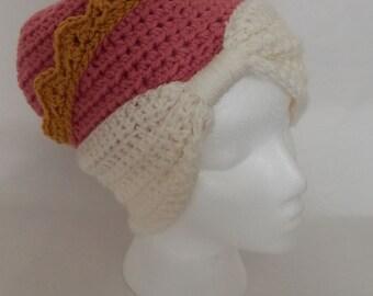 Sleeping Beauty Inspired Crochet Hat