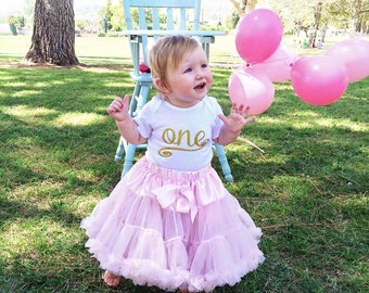 one First Year Onesie for Birthday