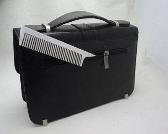 Vintage comb 1. The iconic aluminum comb made in the USSR.
