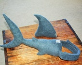 Shark Fin Shark Tail Kids Costume