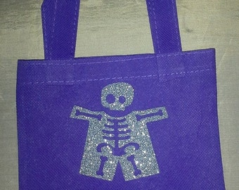 BEWARE Halloween Treat Bag, Fun, Goodie bag for the little one in your life