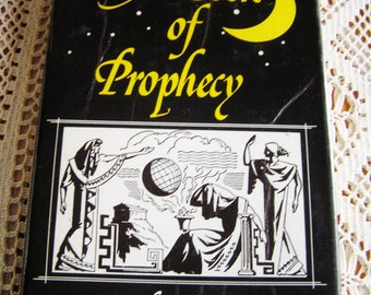 Vintage A Book of Prophecy Book with Introduction by John Cournos 1942