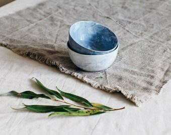 small serving bowl, ceramic bowl, serving bowl, Ice cream bowl, bowl set, ceramics and pottery, tableware, housewarming gift, home decor