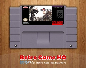 SNES - Final Fantasy VI 6