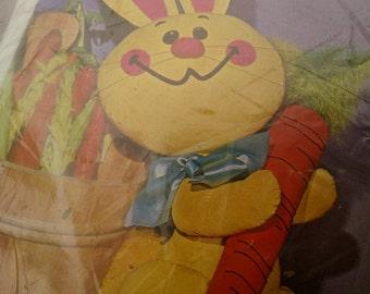 Crafts. Bunny. vintage Easter Bunny .